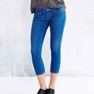 BDG Low Rise Crop Twig Jeans